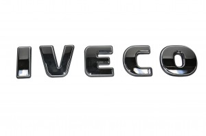 5801342742 Iveco Daily 2012 napis emblemat na grill